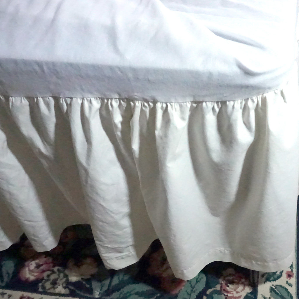 Picture of: Full Size Dust Ruffle