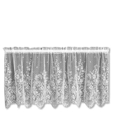 Floret Curtain Tier