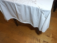 Battenburg Tablecloth 76x56