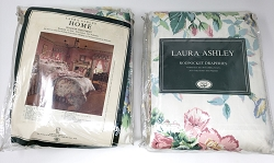 Laura Ashley Lined Draperies