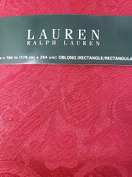 Ralph Lauren Tablecloth 70 x 104