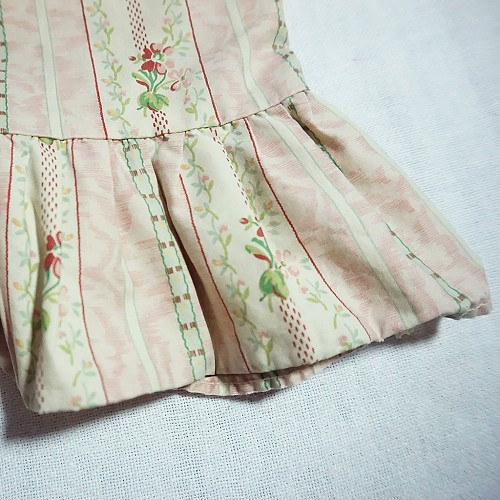 Ralph Lauren Pink Ruffled Vintage Pillowcase