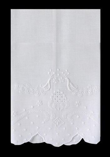 Peacock Garden Guest Towels