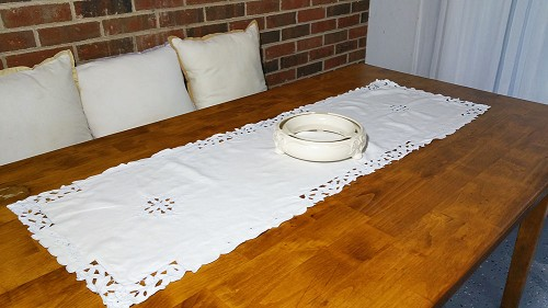 Madeira Scarf or Table Runner