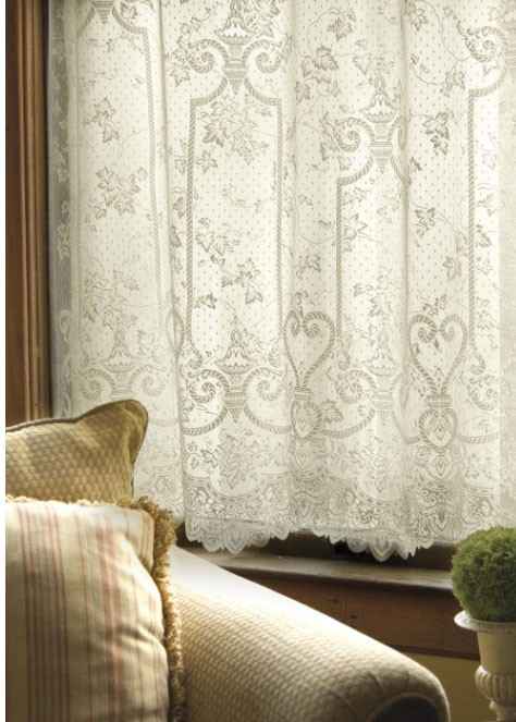 English Ivy Curtain Panel